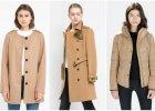 Karmelowe p�aszcze i kurtki na zim� - ponad 30 propozycji!
