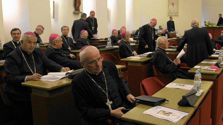 Posiedzenie Konferencji Episkopatu Polski