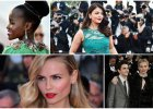 Kolorowe usta na festiwalu w Cannes. Zobacz, czego u�yli wiza�y�ci gwiazd