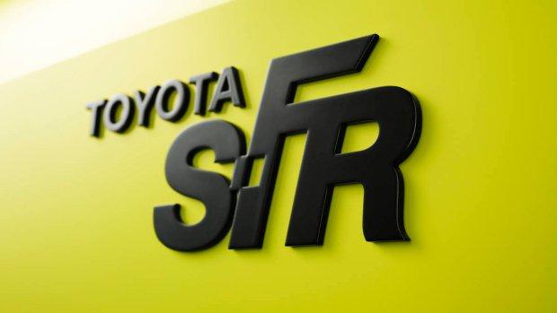 Toyota S-FR   Jednak silnik 1.2 turbo z Aurisa?