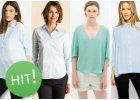 Kobiecy poradnik: dobierz fason błękitnej koszuli do swojej figury