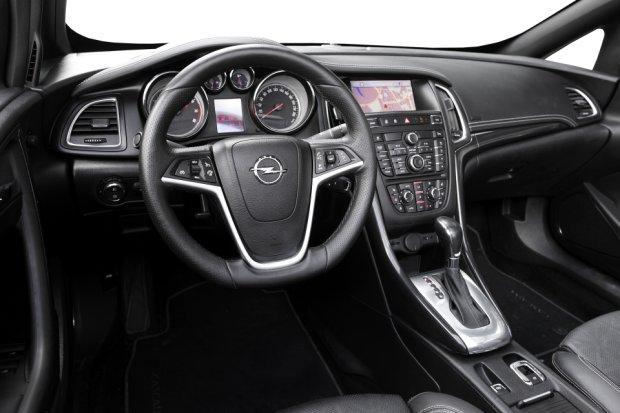 Opel Cascada 1.6 Turbo A/T Cosmo | Test d�ugodystansowy cz. VII | Instrukcja obs�ugi