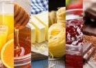 Dżem to nie marmolada, sok to nie nektar, masło masłu nierówne. Zobacz, czy wiesz, co kupujesz