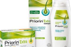 Priorin  Extra: Spos�b na wypadanie w�os�w