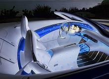Kabriolet przyszłości od Maybacha to jedno z piękniejszych aut tej dekady
