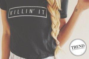 Najciekawsze fryzury z warkoczy na Instagramie. Wybra�y�my klika hit�w i oceniamy ich stopie� trudno�ci