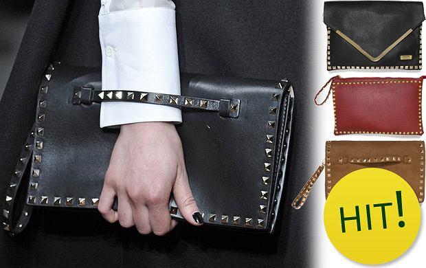 Torebki w stylu Valentino na jesie� i zim� 2012/13