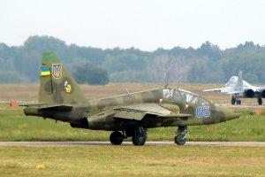Ukraina: Rosja zestrzeli�a nasz samolot wojskowy