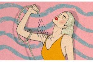 Kobieca ejakulacja - fontanna rozkoszy