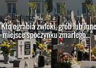 """Ktoś okrada groby ze szczątków pochowanych w nich osób. """"Już kilka takich przypadków"""""""