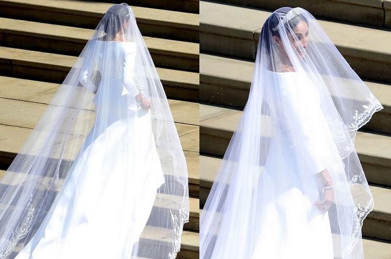 Royal Wedding Suknie ślubne Meghan I Kate Która Z Nich Podoba Ci