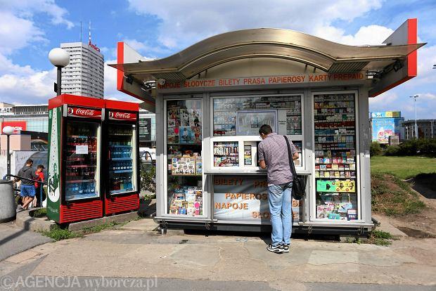 Lodówki przy kioskach już tylko dla pielgrzymów? Wkrótce znikną z ulic