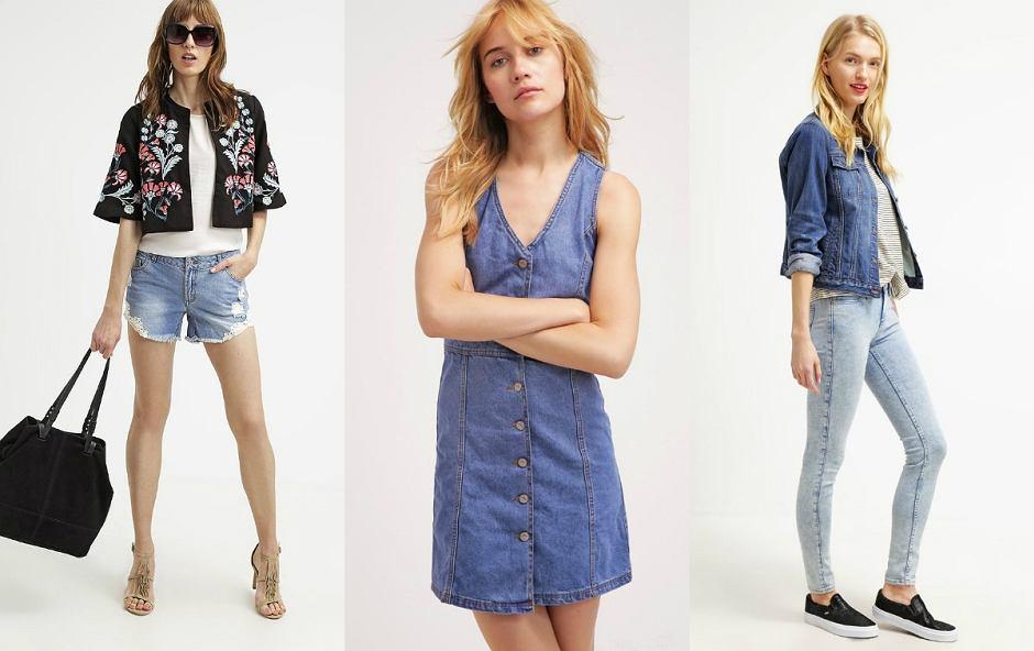 5048a2a85d Jeansowe ubrania do 200 zł - zobacz najładniejsze modele