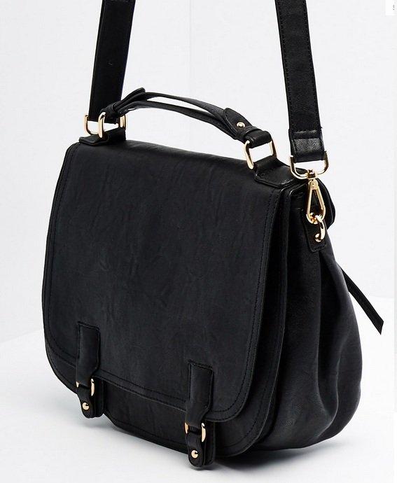 cfb0f003080a8 Czarne torebki na jesień do 100 zł - ponad 50 propozycji - zdjęcie nr 49
