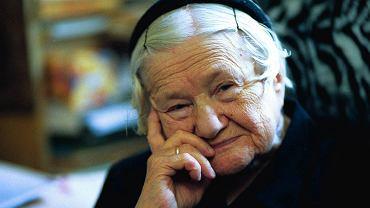 Irena Sendlerowa, 2001 r., Warszawa