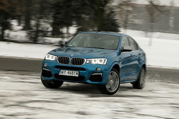 BMW X4 M40i | Test | Pogodzić księgowych z zapaleńcami