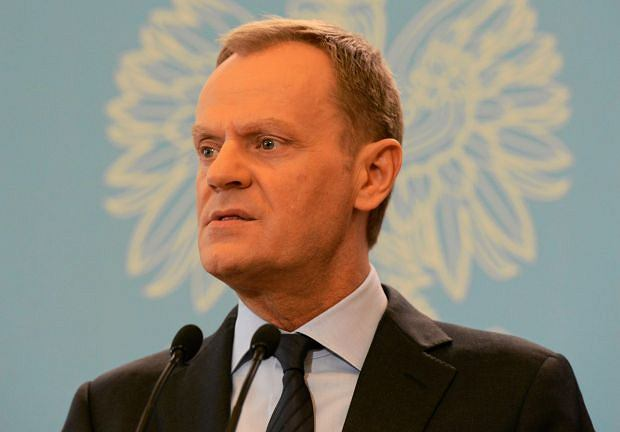 Premier Donald Tusk
