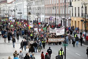 Znamy hasło XIX Warszawskiej Manify. A w nim znów aborcja, ale także społeczna solidarność