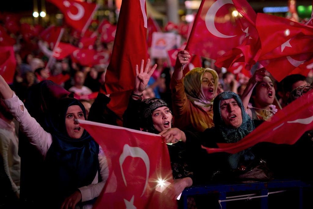 Próba zamachu stanu w Turcji