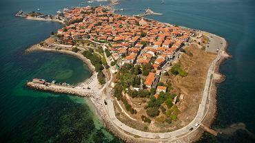Bułgaria wycieczka - Nesebyr, Morze Czarne