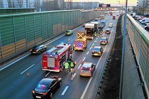 Trasa S8. W rok doszło tu do 739 wypadków i kolizji. Czy to tylko wina kierowców?