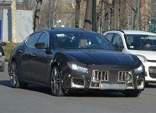 Prototypy | Maserati Ghibli | Czas na facelifting