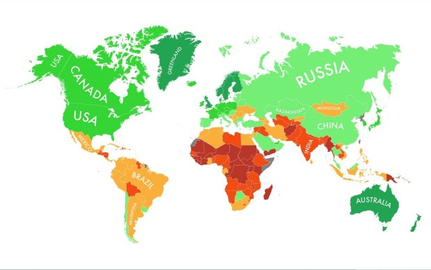 Kto przetrwa zmiany klimatyczne? Najbardziej odporne s� pa�stwa zamo�ne. A Polska?