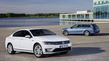 Volkswagen Passat GTE i Passat GTE Variant
