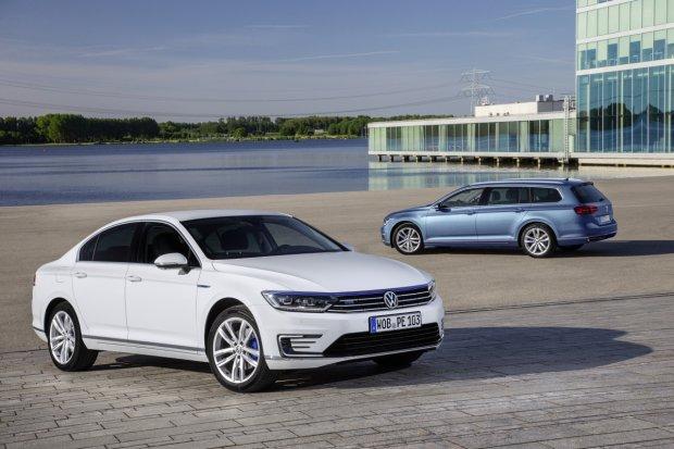 Volkswagen Passat GTE | Zaawansowana hybryda