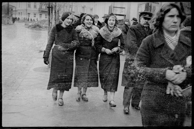 Zdjęcie numer 18 w galerii - Zdarzyło się... 1 listopada 1936 roku. Niepublikowane zdjęcia sprzed 81 lat
