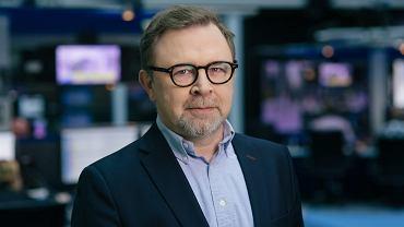 Wojciech Zimiński - jak jego koledzy z Trójki Artur Andrus i Robert Kantereit - zrezygnował z pracy w radiu na rzecz stacji TVN 24