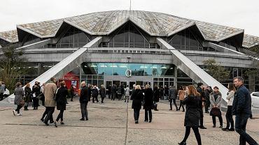 Hala Arena musi być wyremontowana. Czy pieniądze te wyłożą MTP?