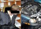 Jacek T. winny podpale� na ul. Oleandr�w. 5 lat wi�zienia