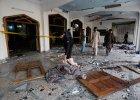 Pakistan: samob�jczy zamach na meczet w Peszawarze. Nie �yje 19 os�b