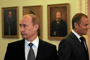 Sikorski m�wi� o propozycji rozbioru Ukrainy. Teraz komentuje: Moje s�owa nadinterpretowano