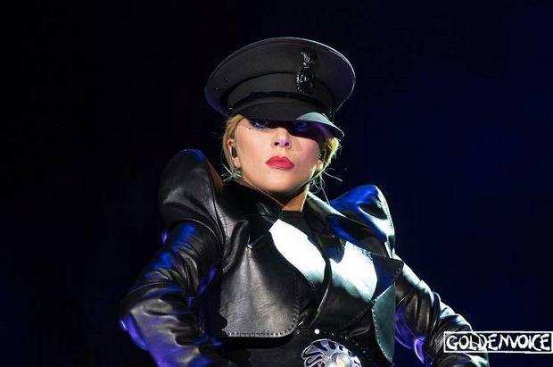 Lady Gaga zaprezentowała swoim fanom najnowszą piosenkę. Premiera miała miejsce podczas festiwalu Coachella.