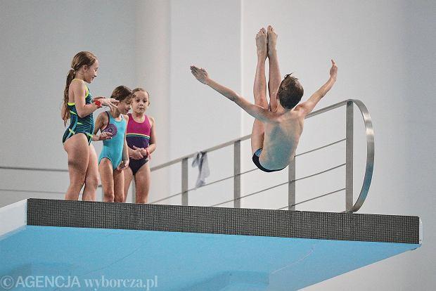 Zdjęcie numer 7 w galerii - Zatoka Sportu. Zawody w skokach do wody [PIĘKNE ZDJĘCIA]