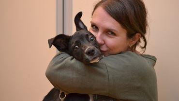 Mój pies terapeuta (Fot. Agnieszka Durska)