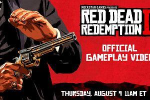 Już dziś zobaczymy Red Dead Redemption 2 w akcji. Rockstar udostępni nowy zwiastun gry