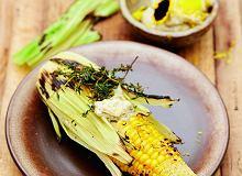 Grillowana kukurydza zmasłem Wermutowym - ugotuj