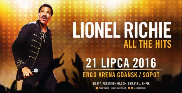 Lionel Richie w Polsce