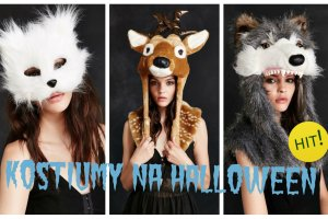 Kostiumy na Halloween 2015 od Urban Outfitters
