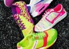 Kolorowe adidasy na lato