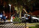 Atakowali ze skuterów. Postrzelili 4 osoby na ulicy w Szwecji