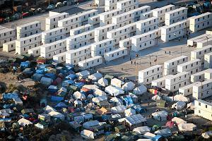 Obóz uchodźców w Calais do likwidacji