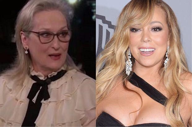 Mariah Carey podsiadła Meryl Streep na gali rozdania Złotych Globów. Teraz aktorka skomentowała całe zajście. Po raz kolejny pokazała dystans i za ten komentarz kochamy ją jeszcze bardziej!
