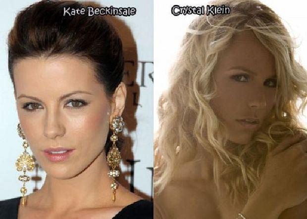 Kate Beckinsale, Crystal Klein