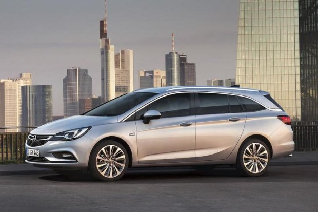 Opel Astra Sports Tourer | Ceny w Polsce | Atrakcyjna oferta