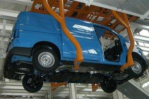 Fabryka samochodów użytkowych VW w Hanowerze | Złożony organizm