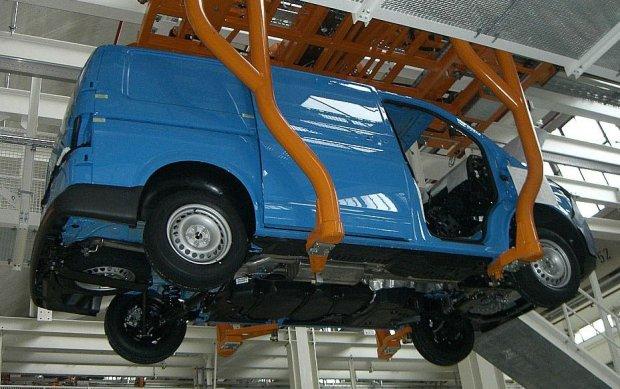Fabryka samochod�w u�ytkowych VW w Hanowerze | Z�o�ony organizm